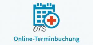 Bild OTS - Online Terminbuchung