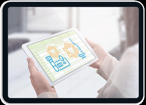 Bild Maßgeschneiderte Option für die Praxis - OTS - Das smarte Online-Terminvergabe-System
